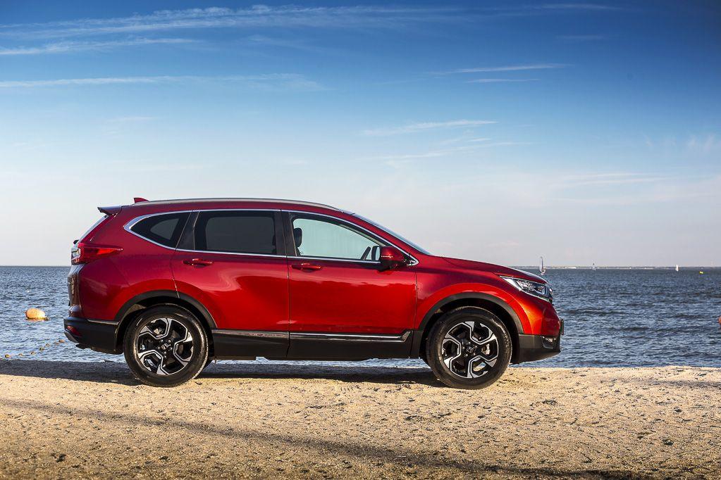 Чому Honda CR-V найкращий кросовер останніх 10 років